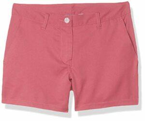 PUMA Short de Golf pour Fille, Garçon, Short, 579315, Vin Rose, m
