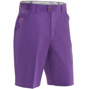 Royal & Awesome Shorts DE Golf Hommes Purple Patch