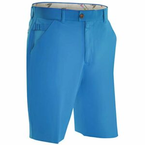 Royal & Awesome Shorts DE Golf Hommes Why So Blue