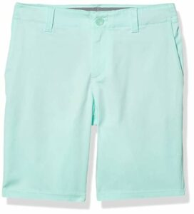 Under Armour Showdown Short pour garçon, Fille, Short, 1350164, Aqua Float (791) / Aqua Float, 40