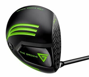 Vertical Golf Right Handed 10.5 Degrees Stiff 65 gram, S Flex Golf Driver