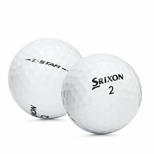 24 AAA Srixon Z Star Recycled Golf Balls