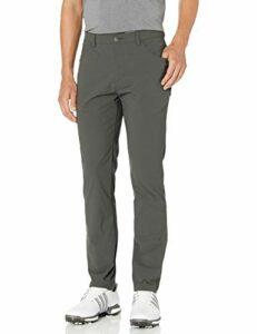 adidas Adicross Pantalon 5 Poches pour Homme, Homme, Pantalon, TM6740S9, Legend Earth, 32″ x 32″
