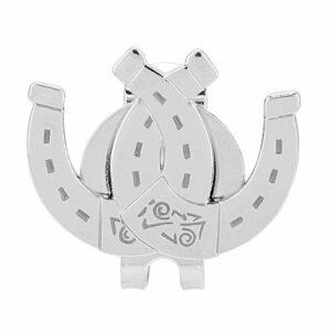 Aigend Pince à Chapeau – Pince à Chapeau en Acier Inoxydable Durable avec marqueur à Bille magnétique détachable(C539)