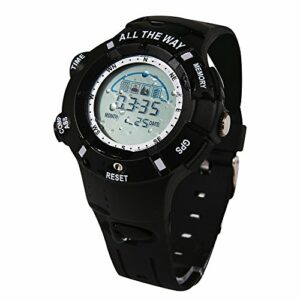 ALLTHEWAY State of Art Outdoor GPS wristwatch