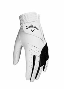 Callaway Gants de golf pour femme gaucher Taille S Blanc