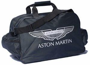 custombags Aston Martin Sac à dos unisexe avec logo Aston Martin