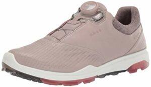 ECCO W Biom Golf Hybrid 3 Boa 2020, Chaussure Femme, Grey, 36 EU