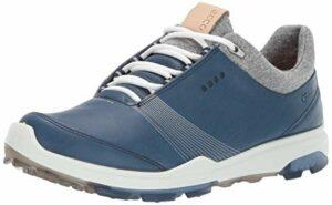 ECCO W Golf Biom Hybrid 3 2020, Chaussure Femme, Azul, 37 EU