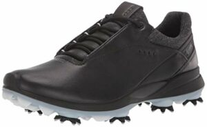 ECCO Women's Biom G3 Gore-TEX Golf Shoe, Black, 42 M EU (11-11.5 US)