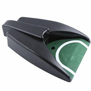 Ejoyous Golf Putt Cup Entraînement Golf Putting Dispositif d'entraînement de Golf Mini Golf Automatique Mettre efficacement le golf ludique à la maison et à l'étranger