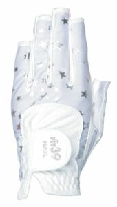 FIT39 Golf Left Hand White/White M