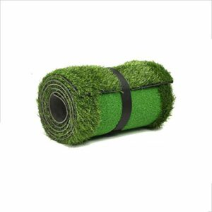 LIAN Golf Artificial Green Indoor Putter Mini Double Hole Exercise Training Blanket