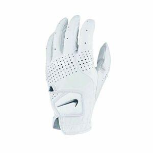 Nike Gants de Golf pour Femme Blanc Tour Classique L/H, Mixte, Blanc, S