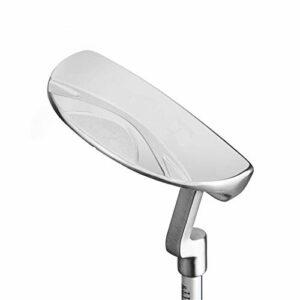 Nvshiyk Poignée Golf Wedge Grip Golf Neutre Conduite Fer à Repasser Main Droite Club de Golf régulier Facile à Transporter Club de Golf (Couleur : Gris, Size : One Size)