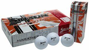 Srixon Marathon Balle de Golf (15-Pack)