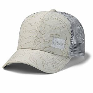 Under Armour Casquette Trucker Blitzing Homme, Summit White,Steel,Black (110), FR Unique (Taille Fabricant : OSFA)