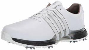 adidas TOUR360 XT, Chaussure de Golf Homme, FTWR White FTWR White FTWR White FTWR White, 40 EU
