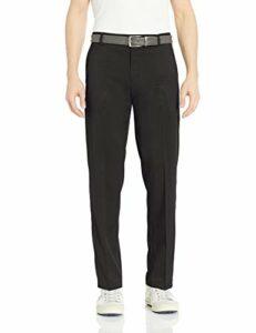 Amazon Essentials Classic-Fit Stretch Golf Pant, Noir, 29W x 34L