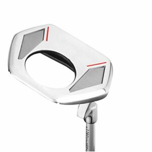 BGROESTWB Putter de Golf Golf Sand Wedge Golf Club Wedge for Hommes, droitier pour Une Formation en Plein Air (Color : Gray, Size : One Size)