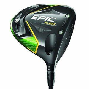 Callaway Golf 2019 Epic Flash Driver, Homme, EPIC FLASH DRIVER, noir