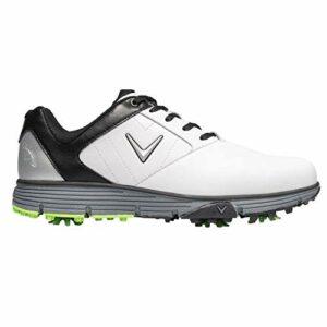 Callaway Hommes Cheviot Chaussures De Golf À Pointes Baskets De Sport À Lacets