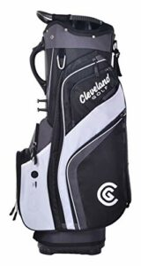 Cleveland CG Cart 2019 Friday – Sac de Golf BLK/CHR/WHT