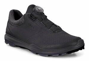 ECCO Biom Hybrid 3, Chaussures de Golf Homme, Noir (Negro 15581401001), 39 EU