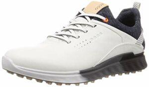ECCO Golf S-Three 2020, Chaussure Homme, White, 45 EU