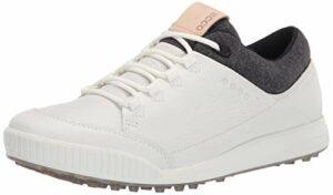 ECCO Street Retro, Chaussure de Golf Homme, Negro, 46 EU