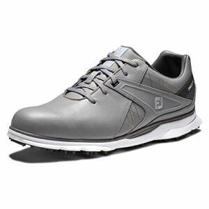 Foot Joy Pro/SL, Chaussures de Golf Homme, Gris (Gris/Blanco 53270m), 40.5 EU