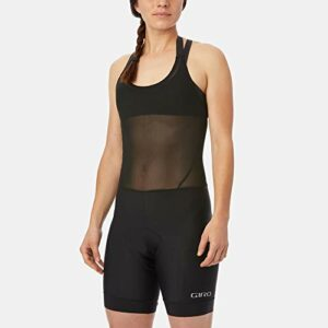 Giro Cuissard À Bretelles Femme 2019 Chrono Sport Halter Noir (XS, Noir)