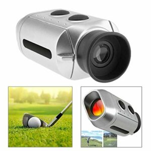 HaiQianXin 7X télémètre numérique Golfscope Scope New Distance Chasse Sport