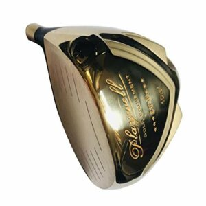 Harilla Qualité Titanium Golf Club Head Pro Outdoor Hommes Golf Drive Head Accessoire