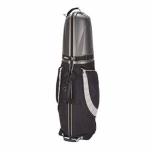 HHTX Golf Travel Bag Club Golf Travel Cover Bagages pour Clubs de Golf avec Coque Rigide Top Golf Constrictor (Couleur: Orange, Taille: 125X40x35cm)
