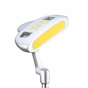 Jianghuayunchuanri Golf Chippers Golfe Golf Club de Golf de Golf Golfer Golfer Golfer Outil D'entraînement de Club (Couleur : Jaune, Size : One Size)