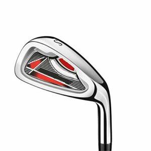 Jianghuayunchuanri Golf Chippers Junior Golf Club (Unisexe) Golf Droit Golf Wedge Matériel de Visage Haute résistance Outil D'entraînement de Club (Couleur : Silver, Size : One Size)