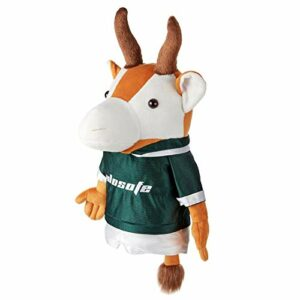 lahomia Peluche Animal Golf Driver Headcover Woods Unique Head Cover Gift Accessories – Antilope, 30x19cm