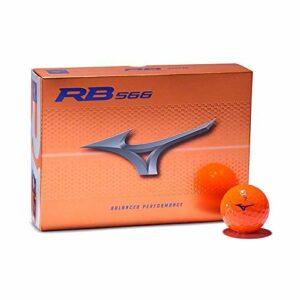 Mizuno RB 566 Nouvelle balles Adulte Unisexe, Orange, Taille Unique