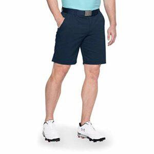 Short de Sport Confortable et Extensible avec 4 Poches pour Le Golf et Les Loisirs, Homme, 1309547, Academy/Steel Medium Heather/Academy (408), 36 W