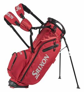 Srixon Z85 Sac de golf avec support Rouge