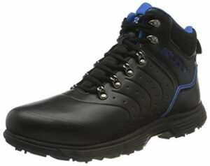 Stuburt Evolve II Waterproof Winter Golf Boot, Chaussures Homme, Noir, 43 EU