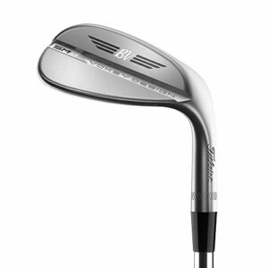 TITLEIST SM8 Tour Chrome Wedge, Hommes, Chromé, 54.12
