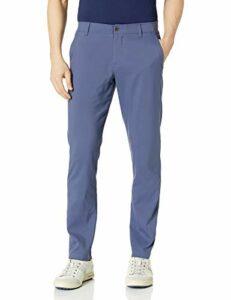 Under Armour Showdown Taper Pantalon pour Homme, Homme, Pantalon, 1309546, Encre Bleue, 32W/32L
