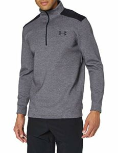 Under Armour Storm 1/4 Zip Haut Homme Gris FR : M (Taille Fabricant : MD)
