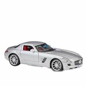Voiture de marque modèle 1:18 pour Mercedes-Benz 500 K Blcak Classic Car Model Collection Décoration Cadeaux Jouet (couleur : 10)