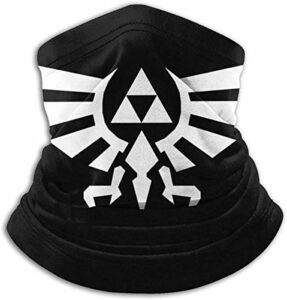 VOROY Bandana Legend of Zelda – Cache-cou thermique sans couture – Pour temps froid