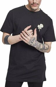 Wasted Youth Tee Black XS