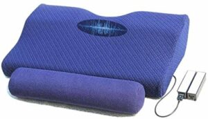 XXND Coussin de Massage, Espace mémoire en Mousse + Cassia Matériel électrique Coussin de Massage, Multi-Usage des véhicules des ménages à Double Usage 8.26