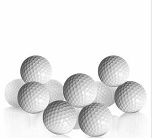 Honored Golf, super doux, haute rotation, golf (lot de 12–60) (taille : 60 pièces).